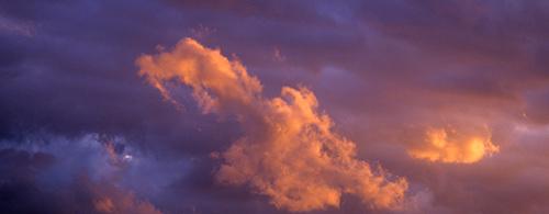 Krajobraz - Niebo